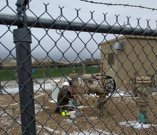 leonard higgins pipeline