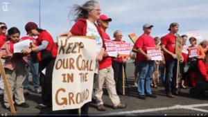 Coal Rally