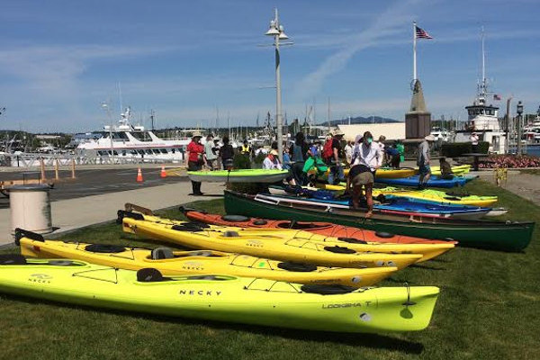 anacortes kayaks