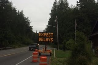 delay sign breakfree