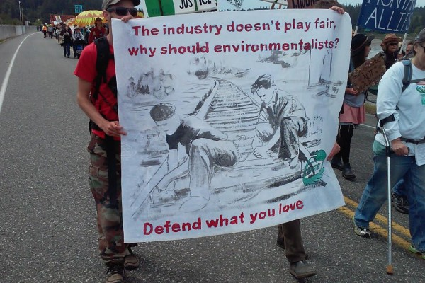 industry not-play fair sign