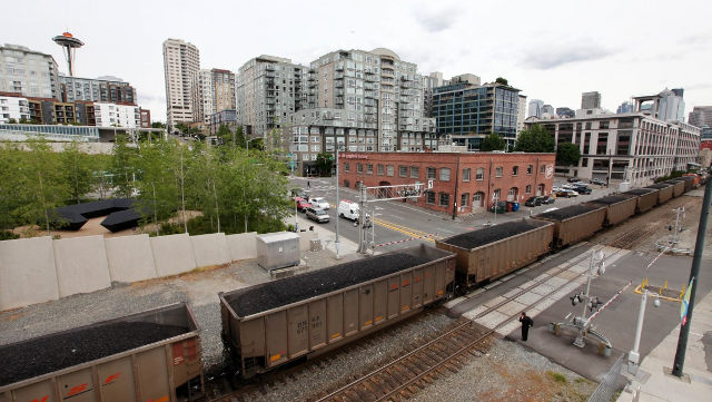 coal train seattle