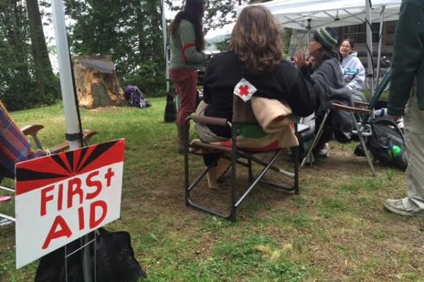 first aid break free