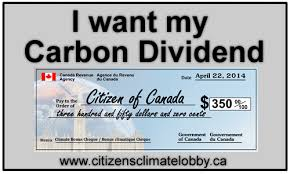 carbon dividend
