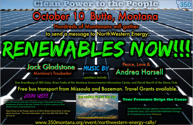 renewables now